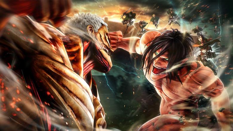 anime attack on titan EREN