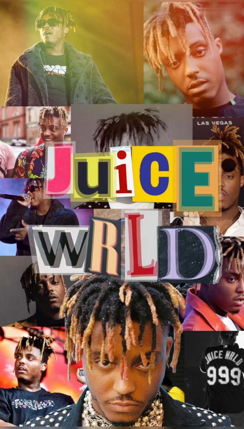 Juice Wrld iPhone wallpaper