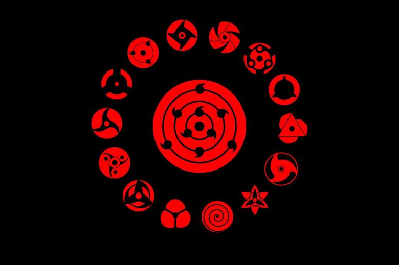 naruto symbols