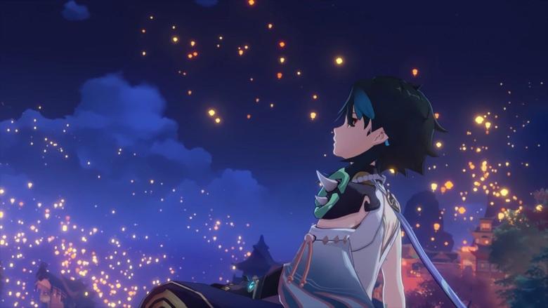 Genshin Impact Receives Lantern Rite Cutscene Trailer