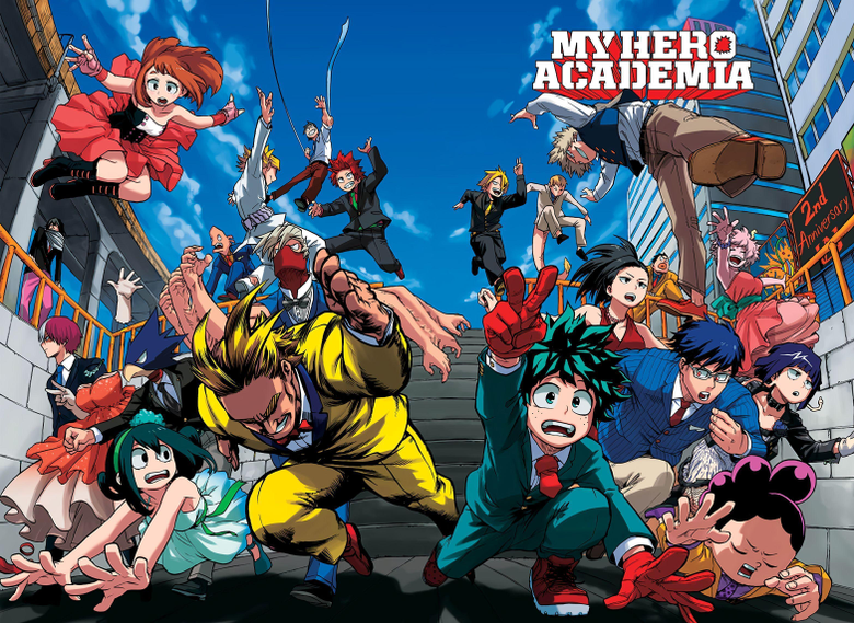 My Hero Academia HD Wallpapers