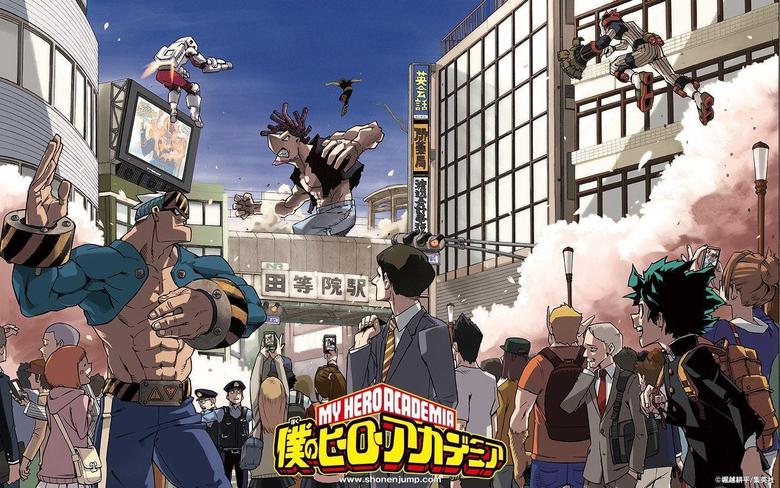 Boku No Hero Academia Wallpapers HD Desktop and Mobile Backgrounds