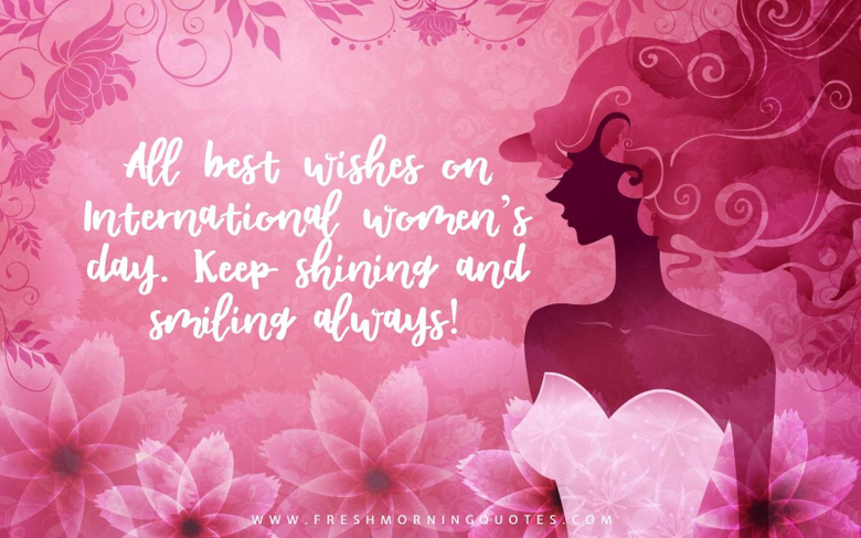 International Women s Day Quotes Wishes and Image