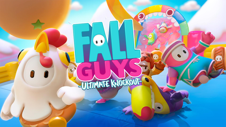 Preview Fall Guys Ultimate Knockout