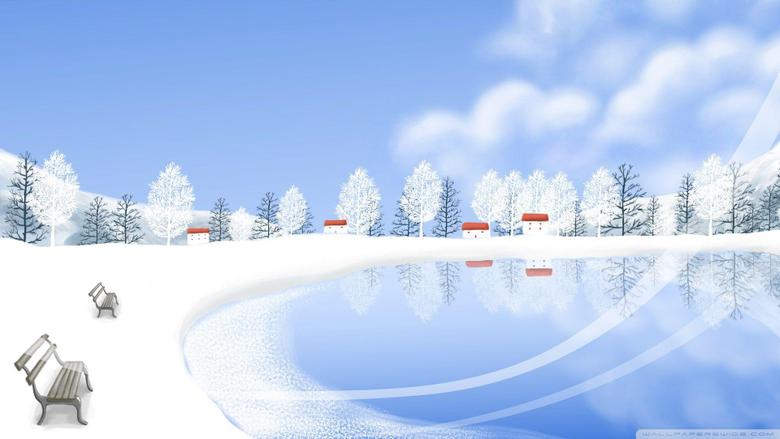 Winter Season 4K HD Desktop Wallpapers for 4K Ultra HD TV Wide