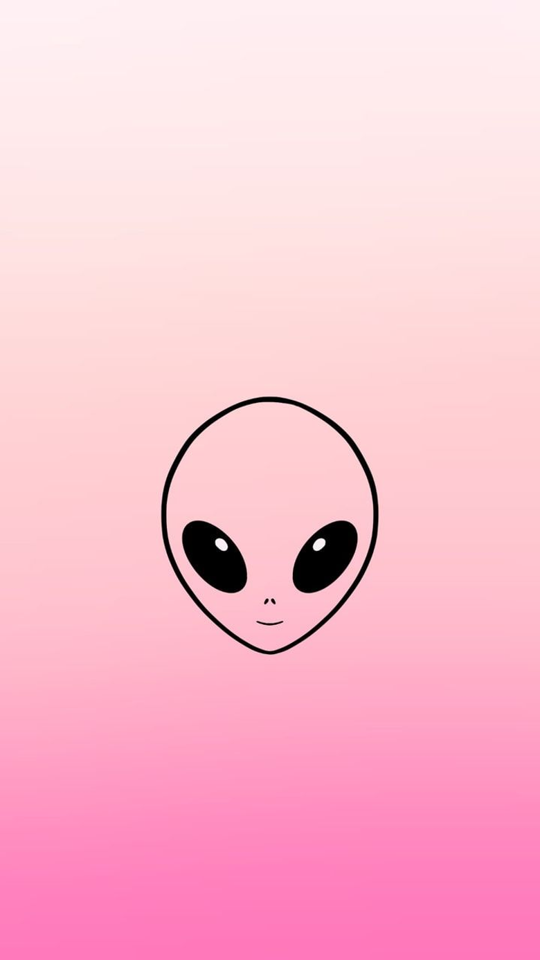 wallpapers alien cartoon and cute favim