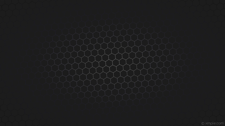 Black Hexagon Wallpapers posted by Samantha Peltier