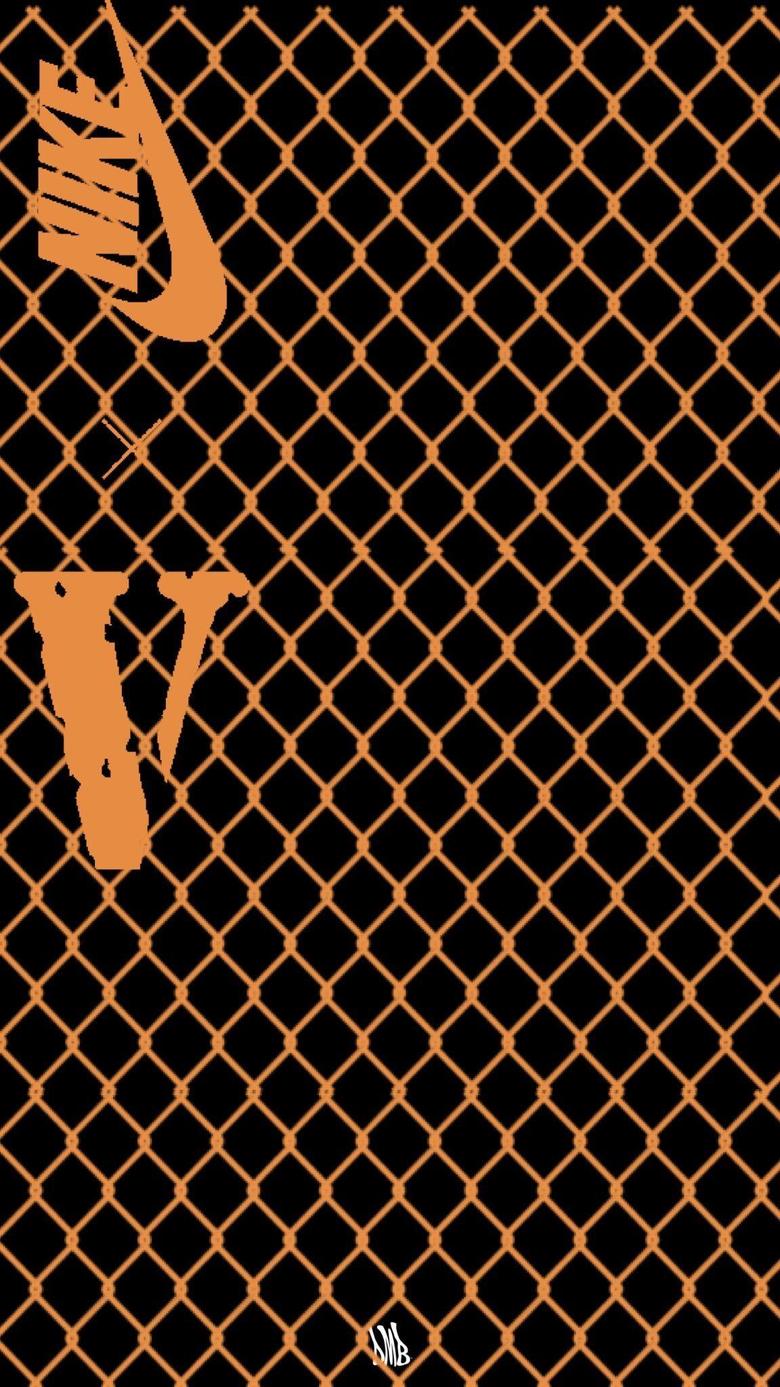 DeadMonBernz Nike x VLONE Phone WallPaper Set