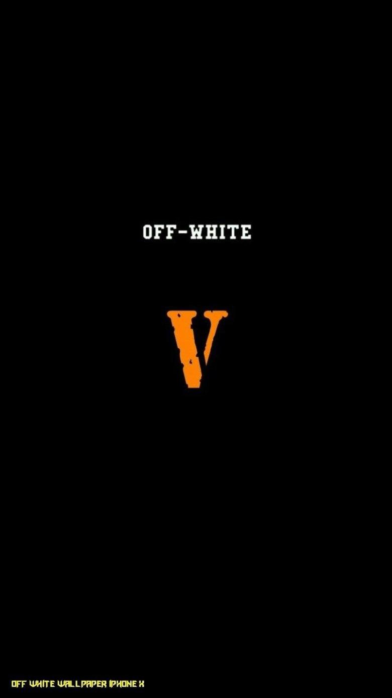 off white X vlone