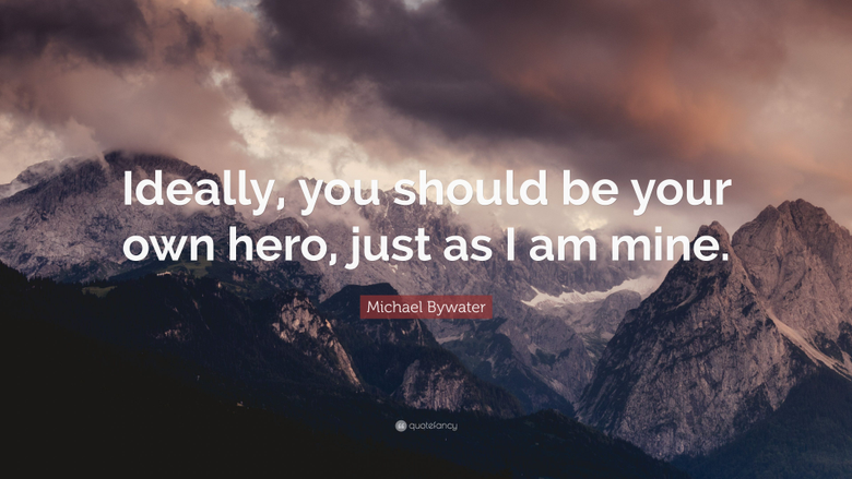 Michael Bywater Quote Ideally you quotefancy