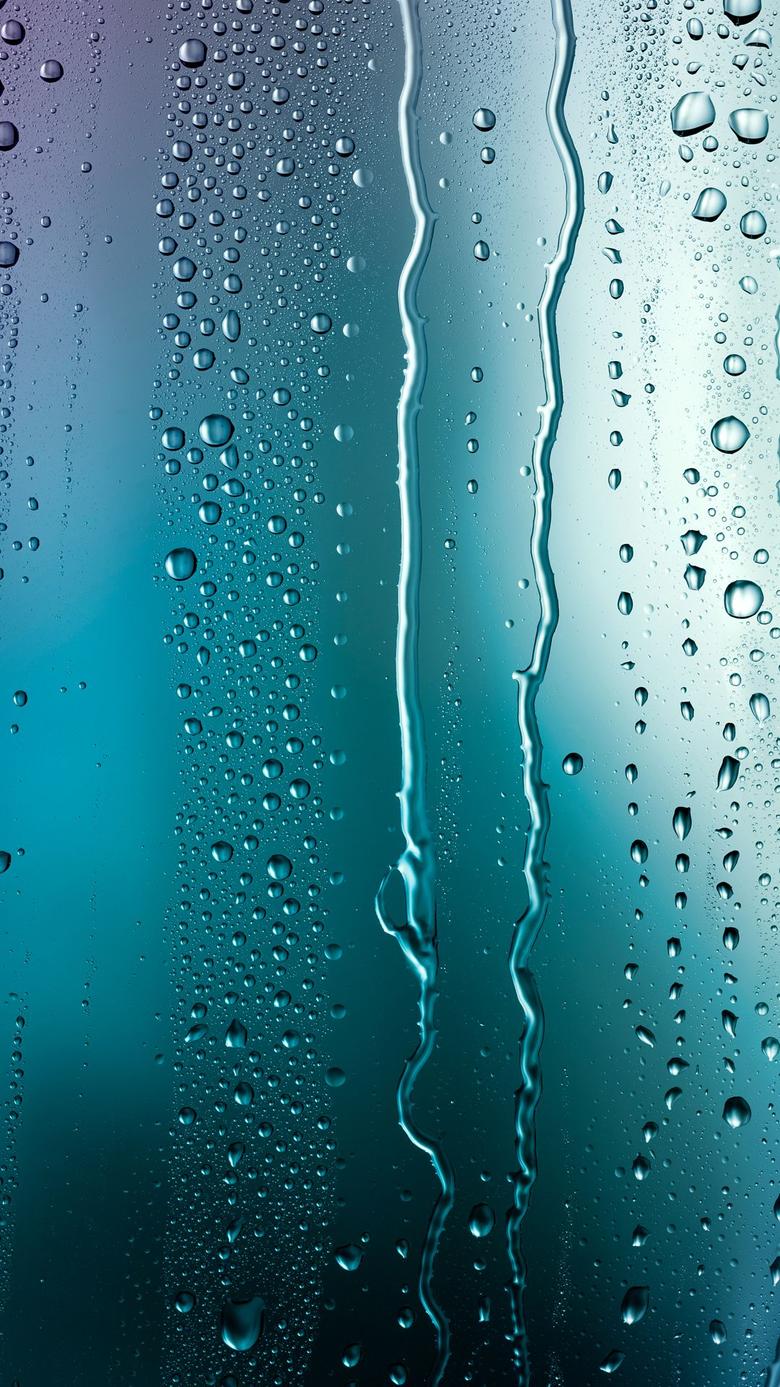 Raindrops Wallpapers Iphone 6 Success
