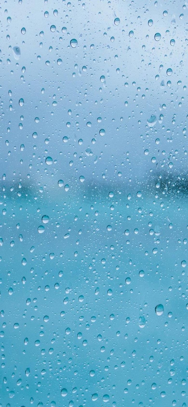 Rain Drops Phone Wallpaperfonewalls
