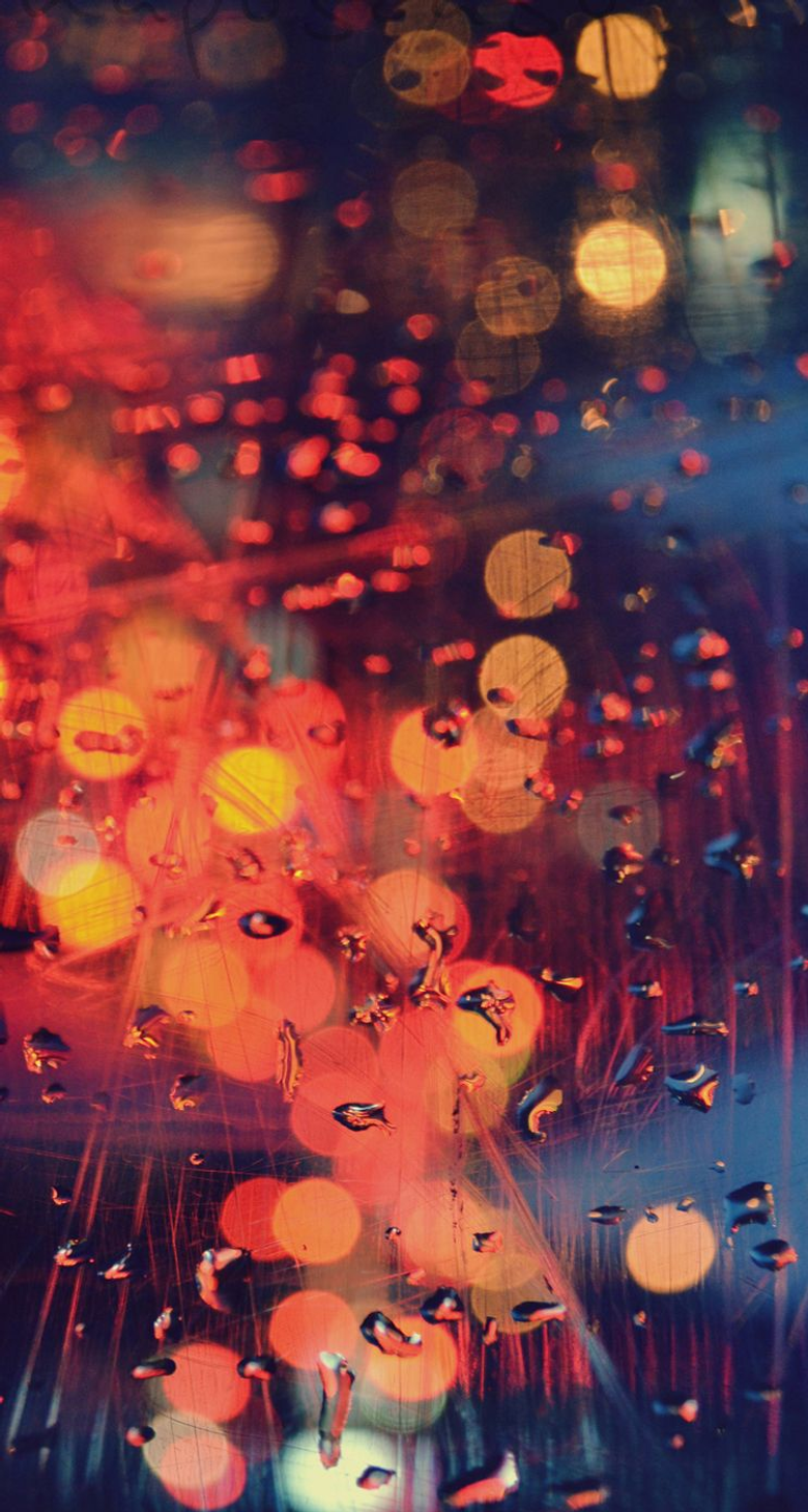 iPhone Raindrop Wallpapers Group