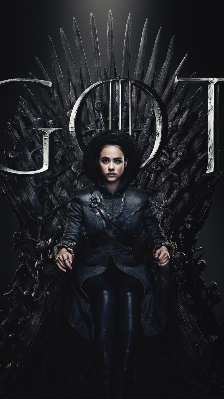 Missandei Game of Thrones Season 8 Pure 4K Ultra HD