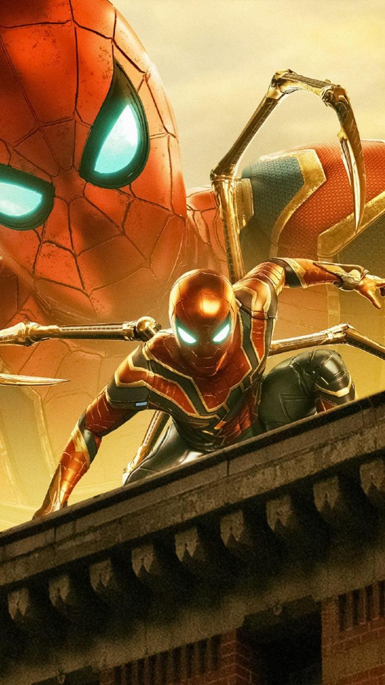 Iron Spider Spider
