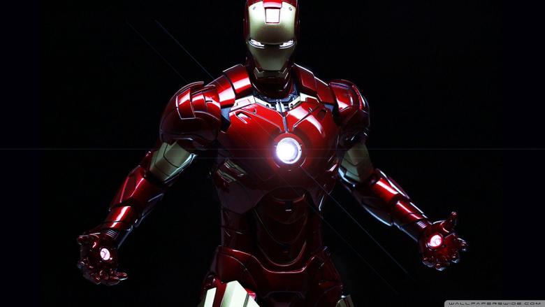 Iron Man 4K HD Desktop Wallpapers for 4K Ultra HD TV Wide
