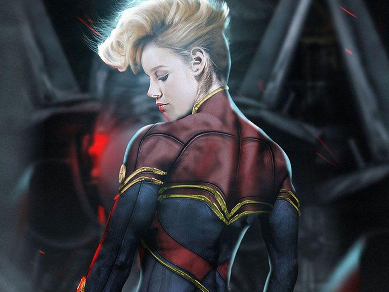Captain Marvel HQ Movie Wallpapers