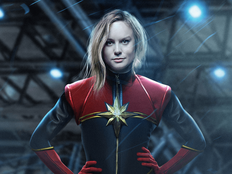 Captain Marvel HD Wallpapers