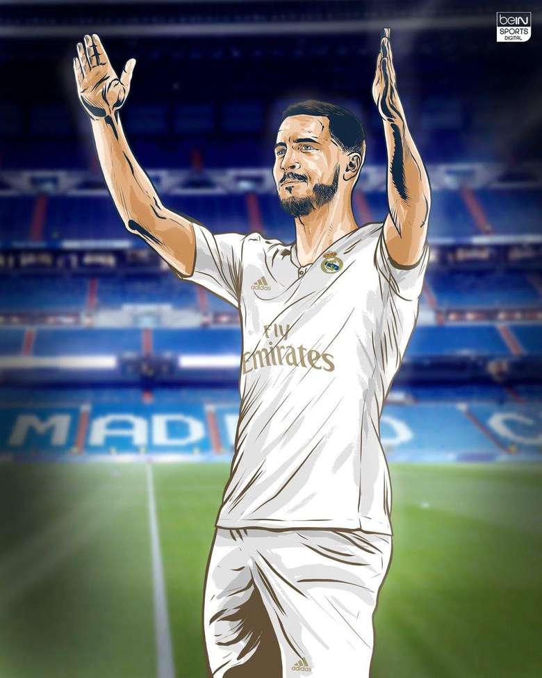 Hazard Real Madrid wallpapers