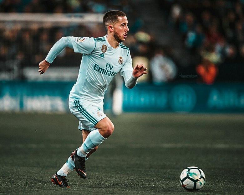 Eden Hazard × Real Madrid Kit Concept