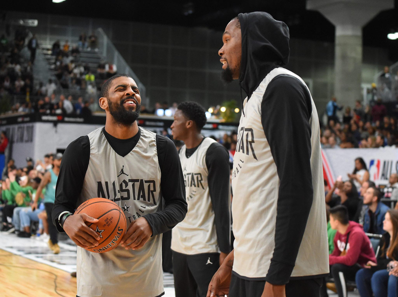 Why Kevin Durant Kyrie Irving Chose The Nets Over Knicks