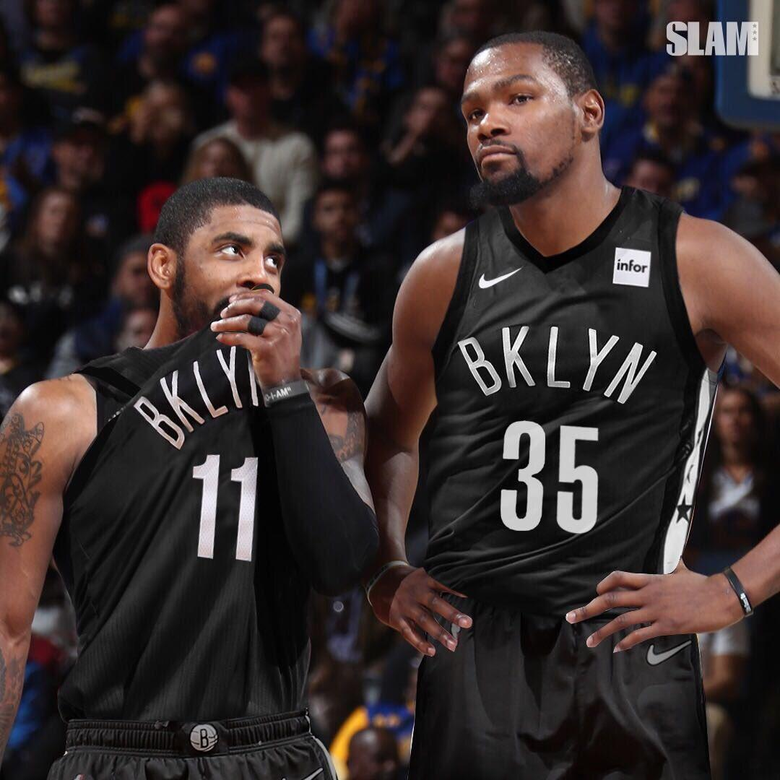 Kevin Durant Brooklyn Nets wallpapers