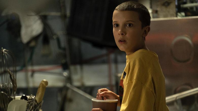 STRANGER THINGS Star Millie Bobby Brown Cast in GODZILLA
