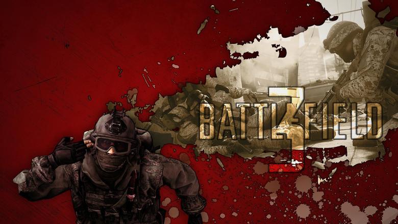 Battlefield 3 wallpapers Borderlands style battlefield3