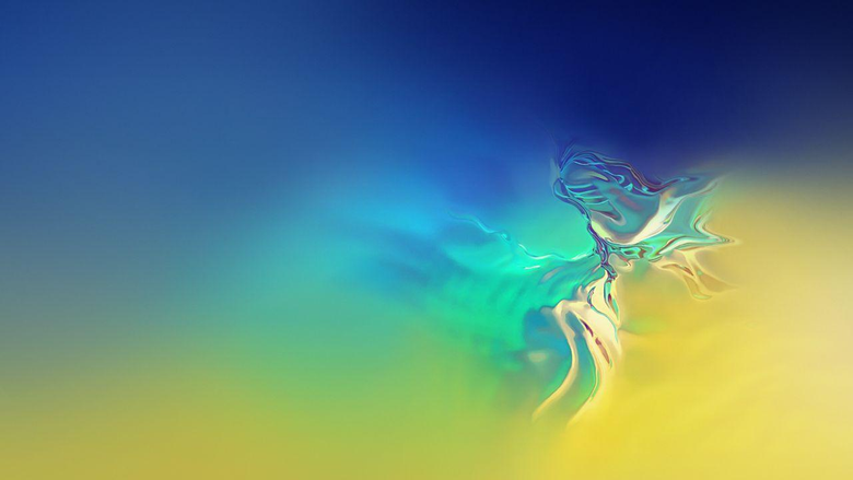 Wallpapers Samsung Galaxy S10 Stock Gradients HD Abstract
