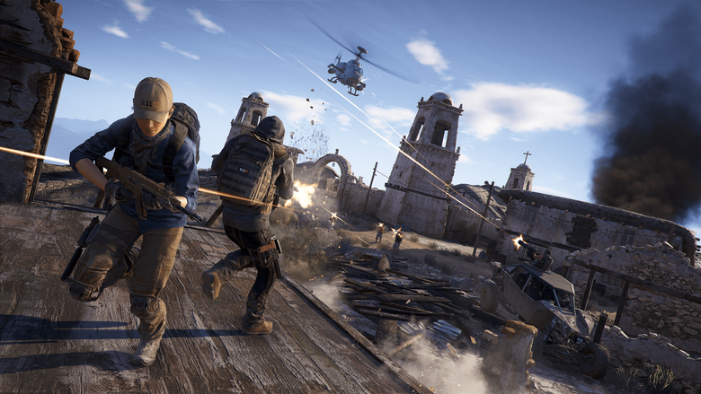 Watch Ghost Recon Breakpoint Premiere Livestream Start Time And