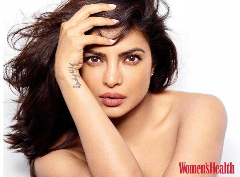 Priyanka Chopra Tells Her Body How it Should Feel