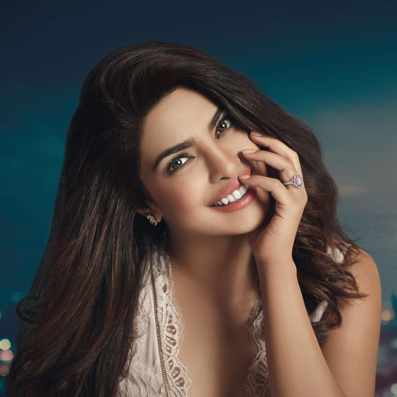 Priyanka Chopra named global brand ambassador of Nirav Modi jewels
