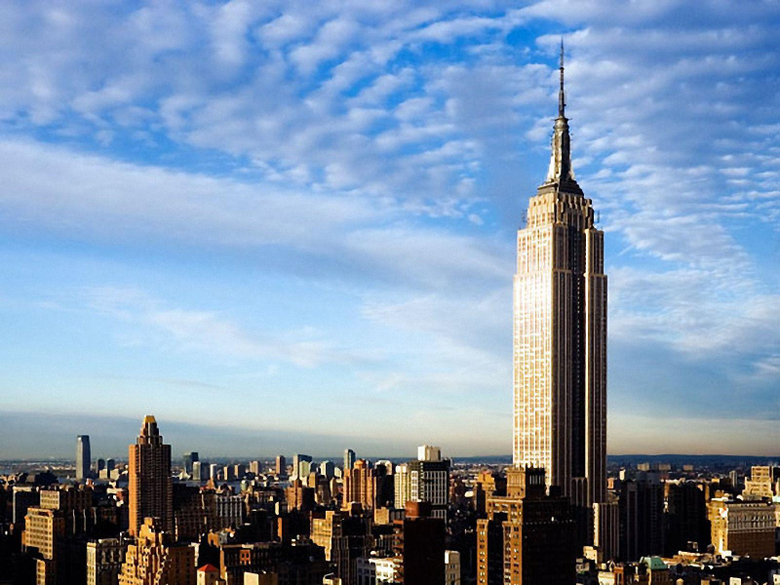 For Your Desktop Empire State Building Wallpapers 41 Top Quality