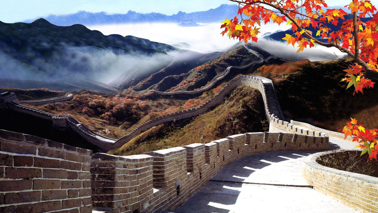 HD The Great Wall Of China Wallpapers