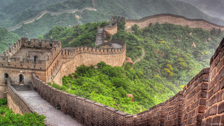 The great wall of China HD Wallpapers