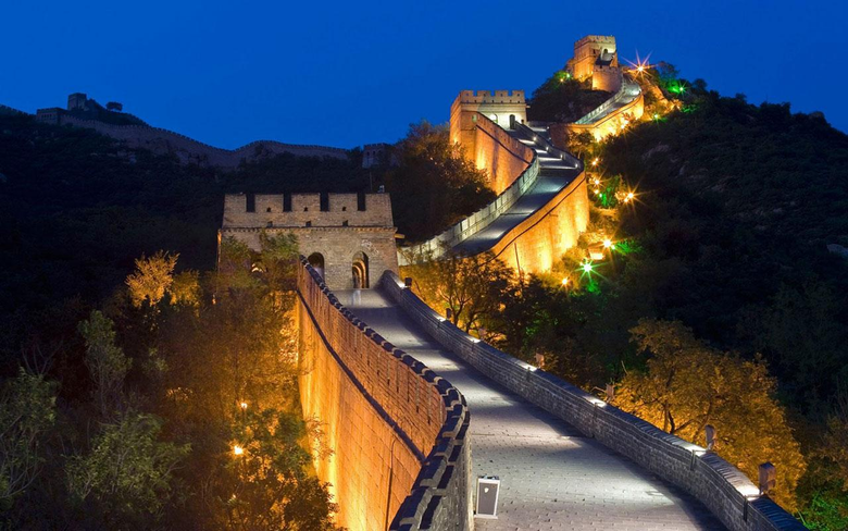 Computer Cool Great Wall Of China Wallpapers Desktop Backgrounds