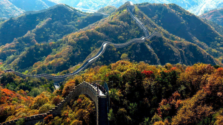 Awesome Great Wall Of China HD Wallpapers