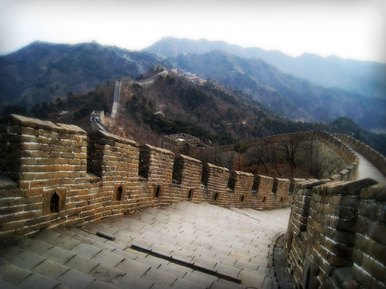 Great Wall China HD Photo