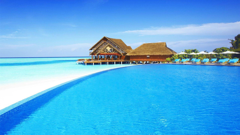 Maldives Islands Resort Wallpapers High Quality Wallpapers