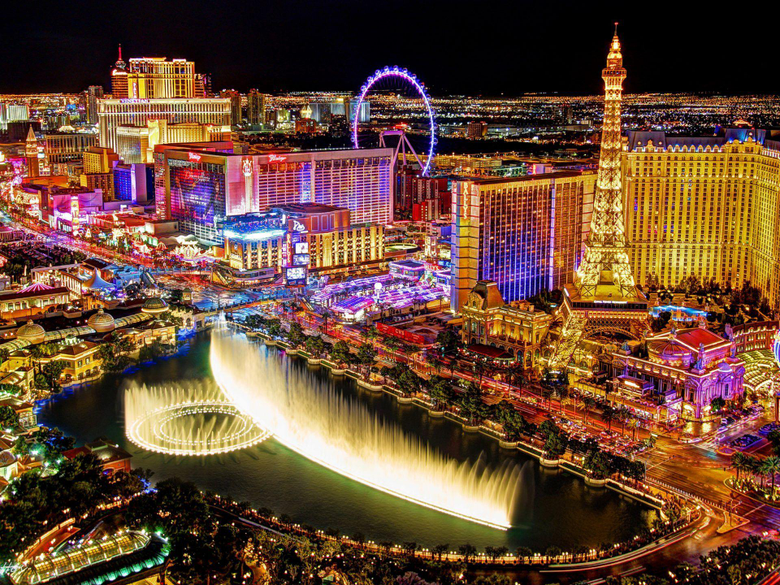 Las Vegas Strip Pictures Wallpapers Gallery