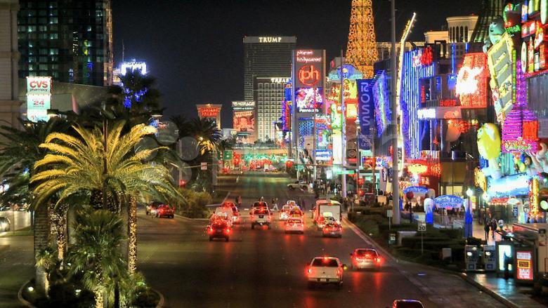 Video Las Vegas Strip