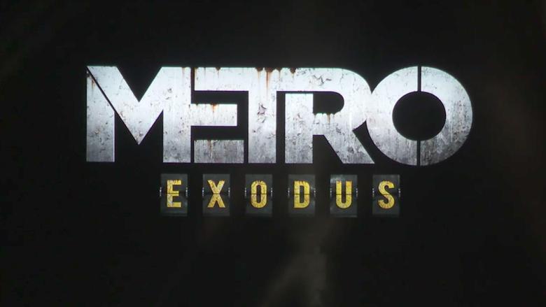 Metro Exodus announced for Xbox One X