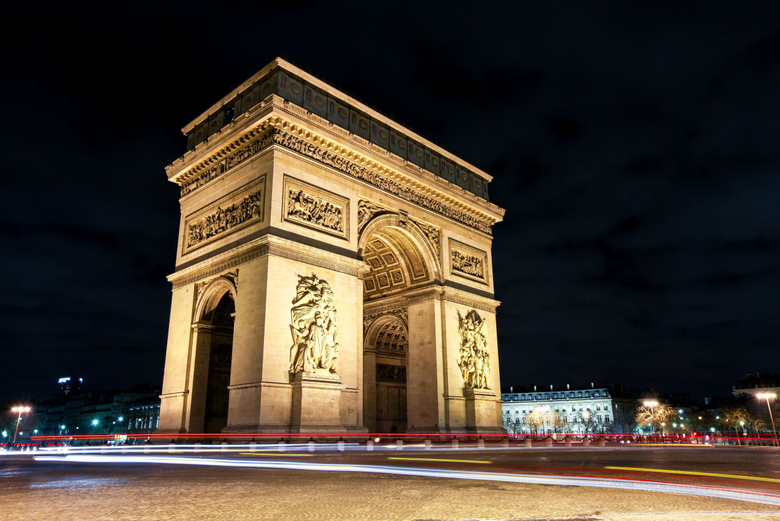 Arc De Triomphe Latest Wallpapers Travel HD Wallpapers