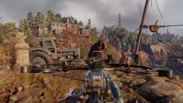 Metro Exodus is proof we ll never get tired of the bleak