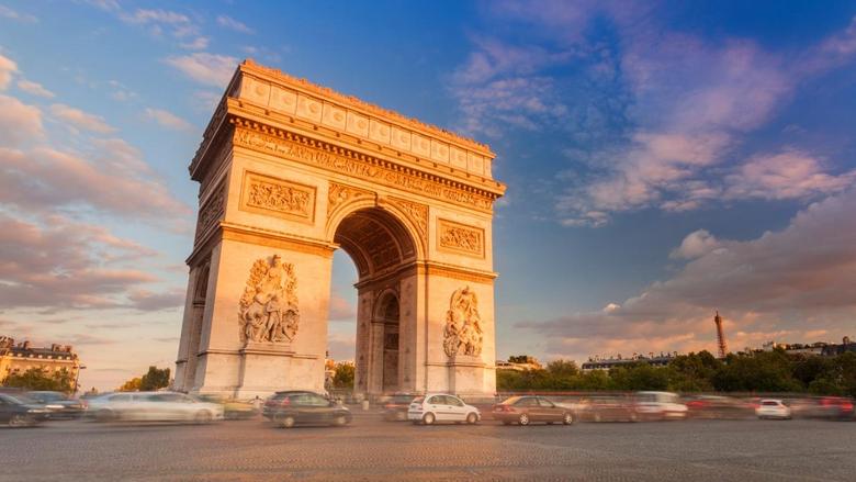 Arc De Triomphe Paris Wallpapers