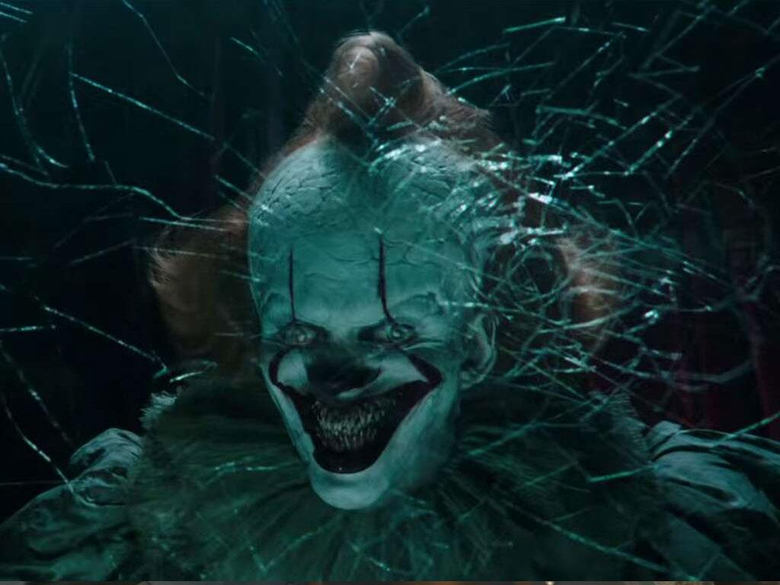 Pennywise is bloodier and more brutal
