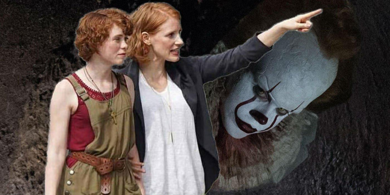 IT Chapter 2 Set Photos Reveal Pennywise Adult Losers More