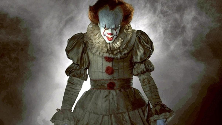 Pennywise Is Back and Still Creepy as Hell in New Pics From the Set