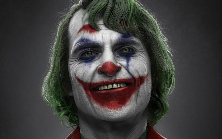 x1600 Joker Joaquin Phoenix Art 2560x1600 Resolution HD 4k