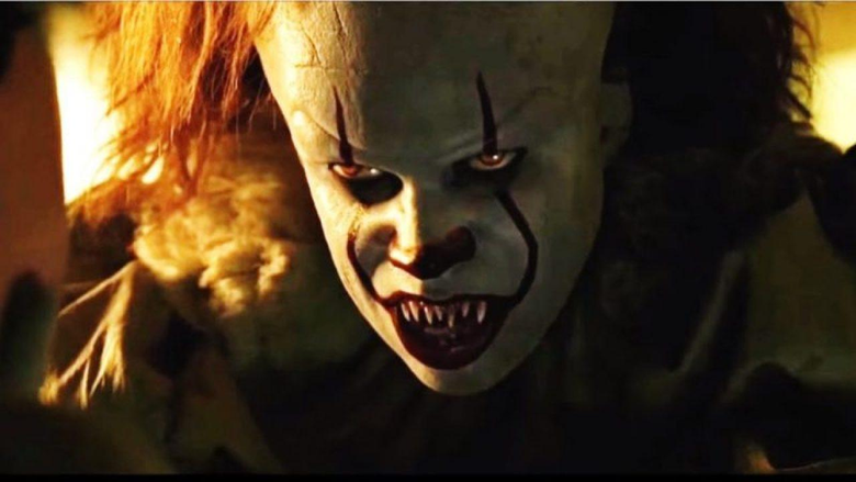 More It Chapter Two Set Photos with Pennywise